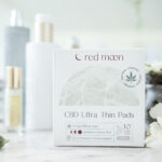 RED MOON Period Care - CBD Pads